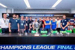 Finalni turnir vaterpolo Lige šampiona 2019.
