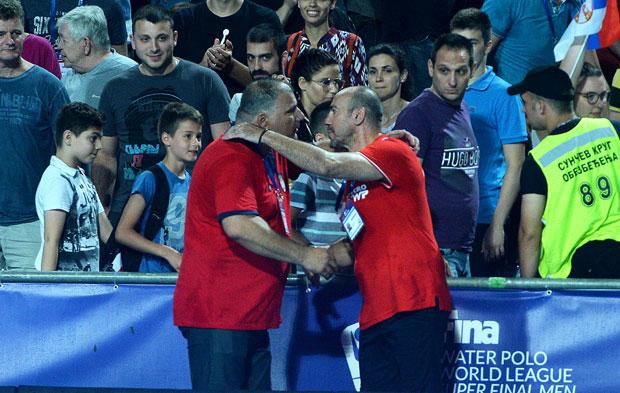 Dejan Savić i Ivica Tucak