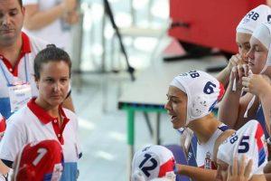 Ženska kadetska vaterpolo reprezentacija Srbije