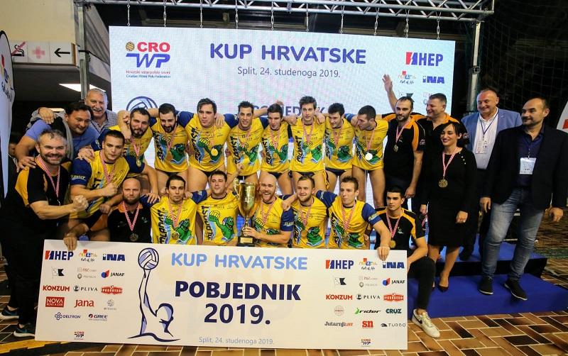 HAVK Mladost, Kup Hrvatske 2019.