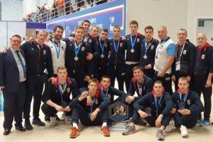 Juniorska vaterpolo reprezentacija Srbije - SP 2019.