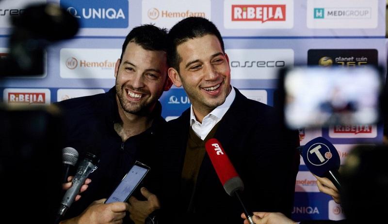 Filip Filipović i Vanja Udovičić