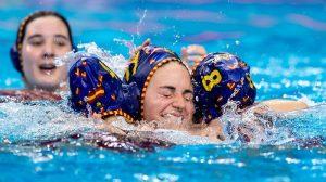 Ženska vaterpolo reprezentacija Španije, EP 2020