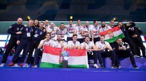 Vaterpolo reprezentacija Mađarske šampion Evrope
