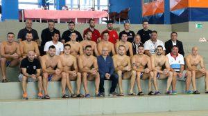 Pripreme vaterpolo reprezentacije Srbije