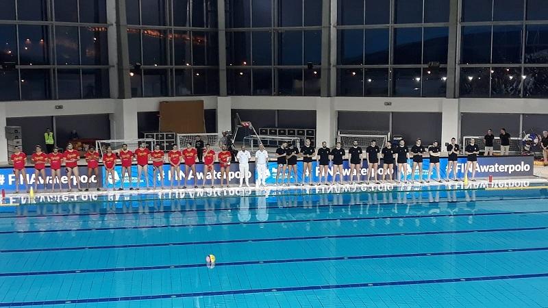 Vaterpolo Svetska liga, Srbija - Španija