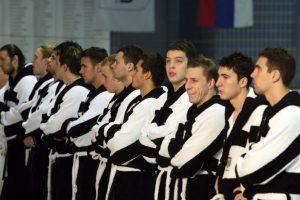 Bivši igrači VK Partizan