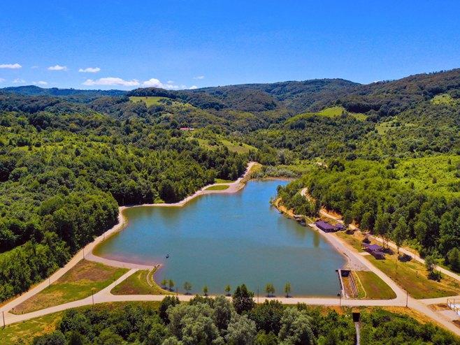 Jezero Manjaca