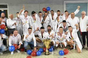 VK Jug šampion Hrvatske 2020.