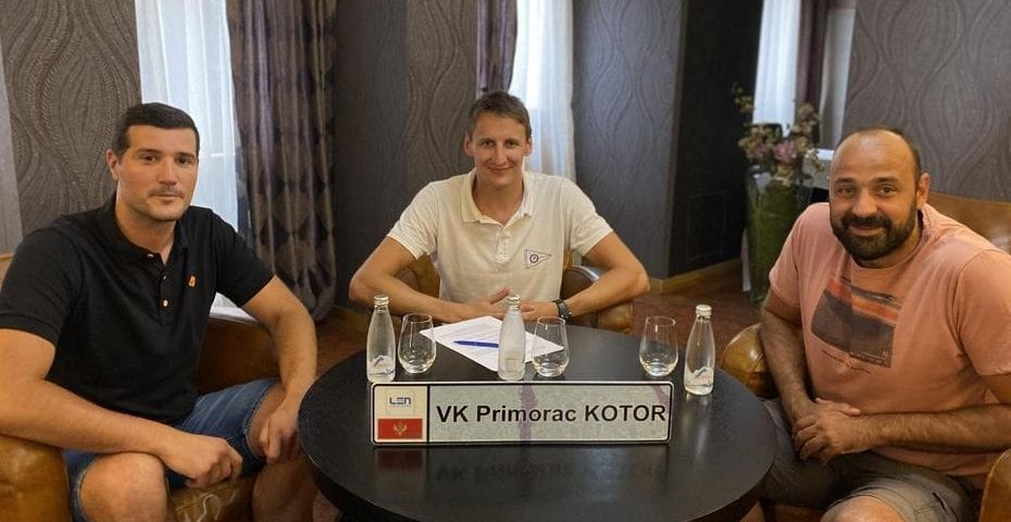 Sandro Sukno trener Primorca