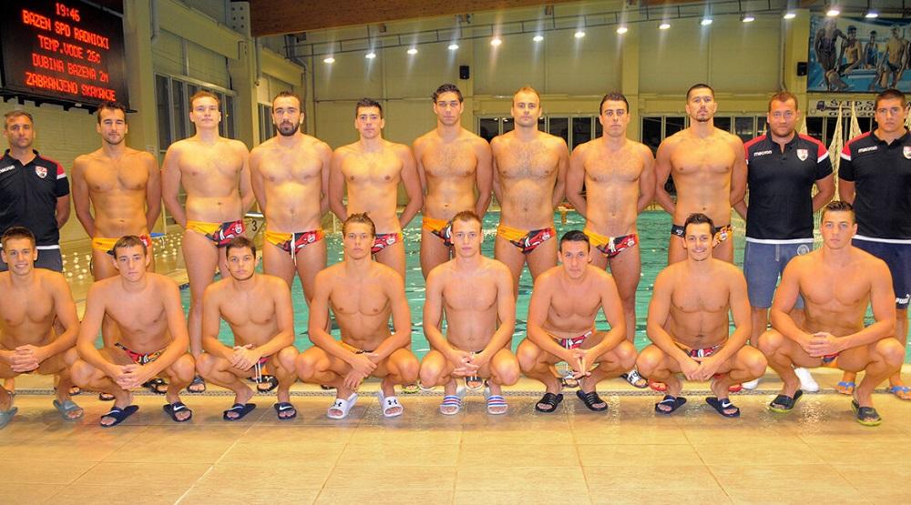 Vaterpolo klub Radnički - Ekipa 2020/2021