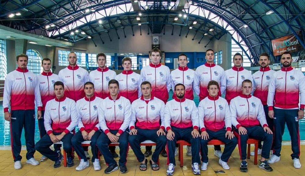 Vaterpolo klub Vojvodina - Ekipa 2020/2021