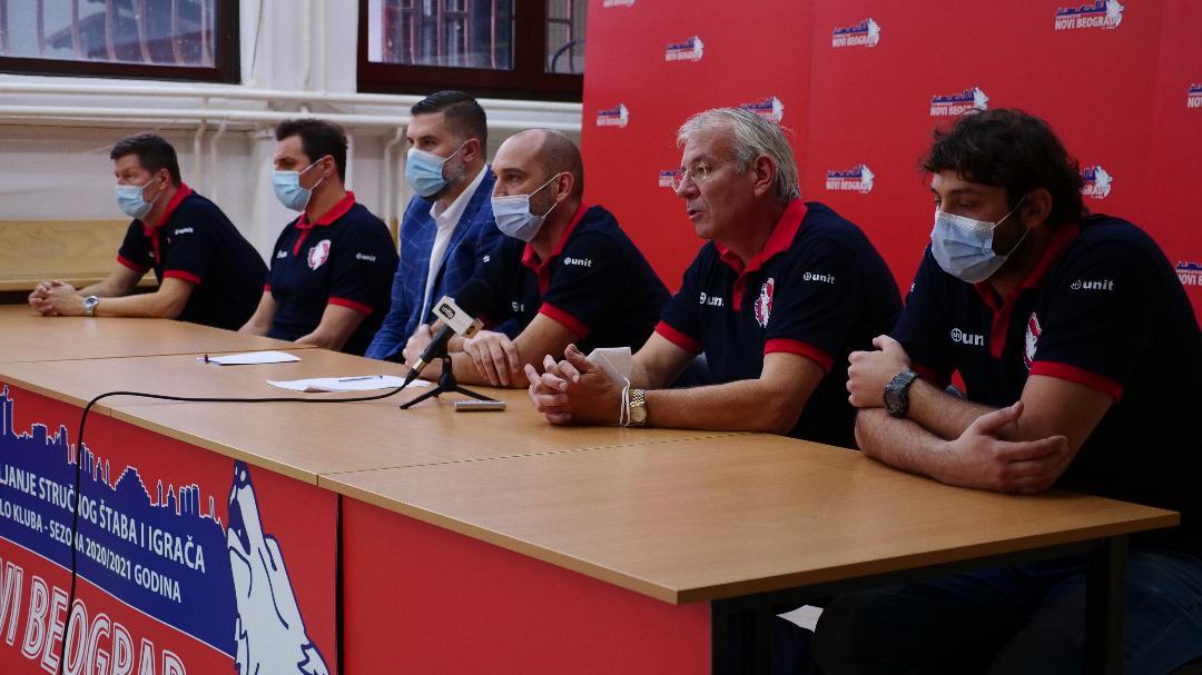 Konferencija VK Novi Beograd