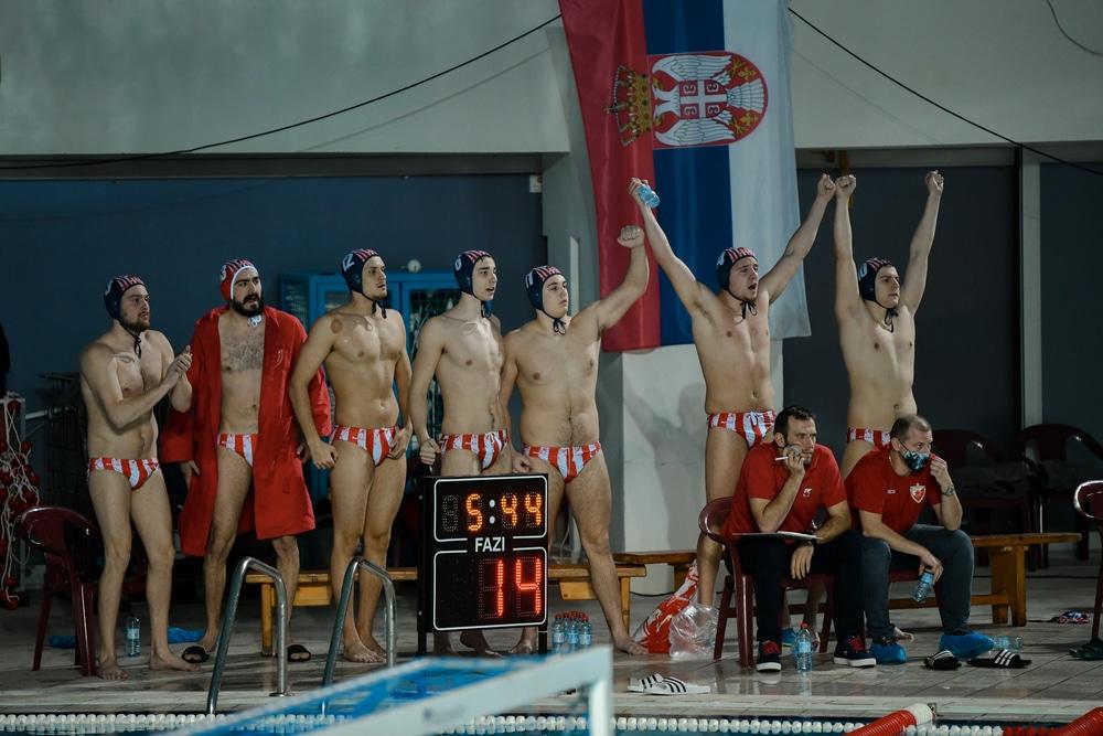VK Crvena zvezda - Kup Srbije 2020