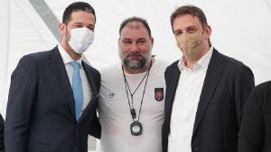 Vanja Udovičić, Dejan Savić i Viktor Jelenić