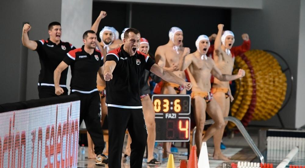 Uroš Stevanović, KVK Radnički