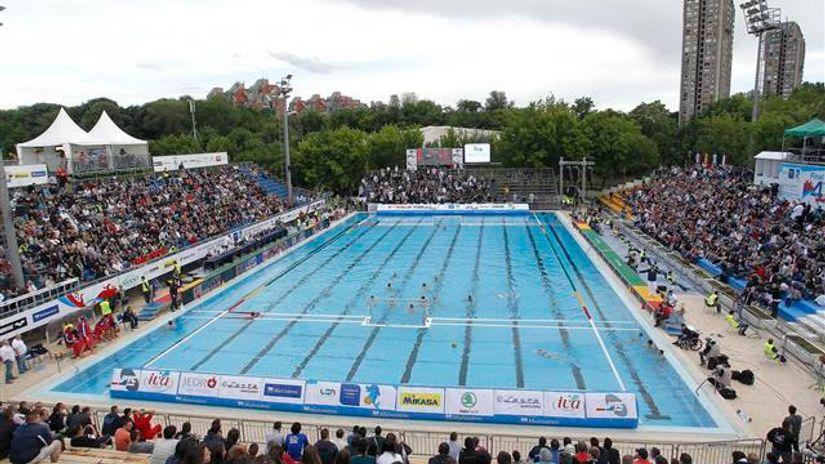 Finalni turnir vaterpolo Lige šampiona na Banjici
