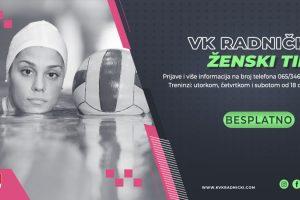 Ženski vaterpolo klub Radnički