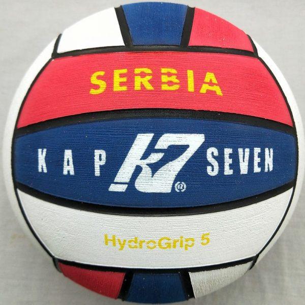 Kap7 Srbija vaterpolo lopta
