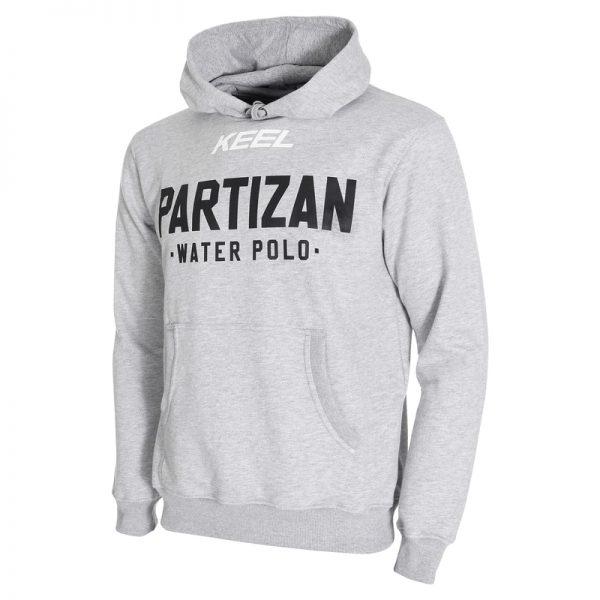 Sivi duks Vaterpolo kluba Partizan