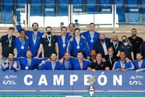 Barseloneta prvak Spanije 2021