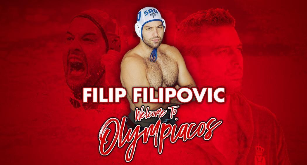 Filip Filipovic Olimpijakos