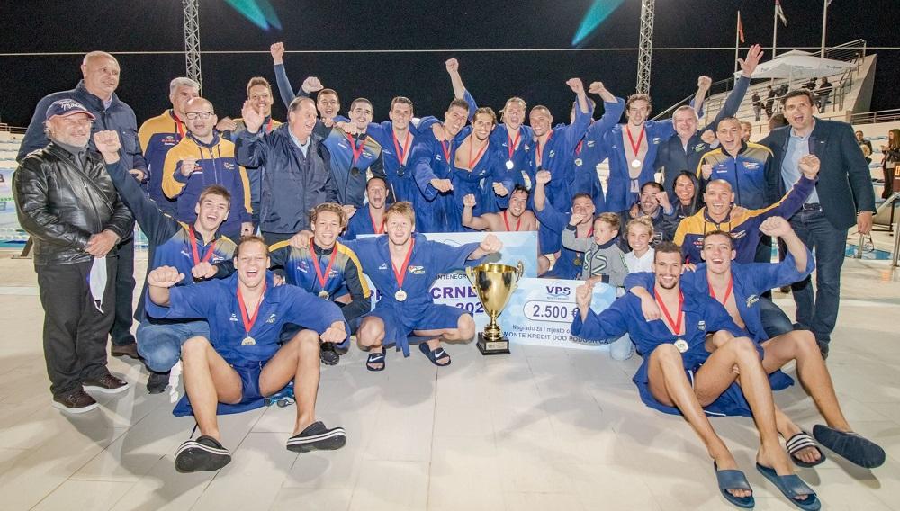 Jadran šampion Crne Gore 2020/2021