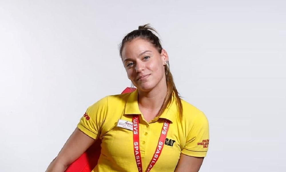 Kristina Miladinovic spasilac