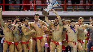 Olimpijakos šampion Grčke