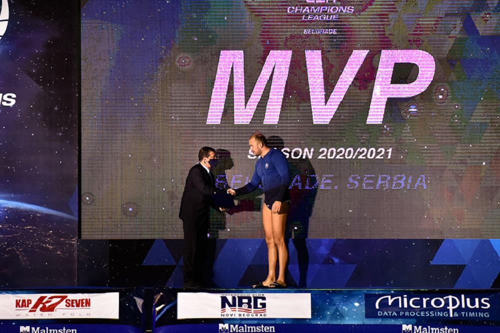 Dusan Mandic MVP LS