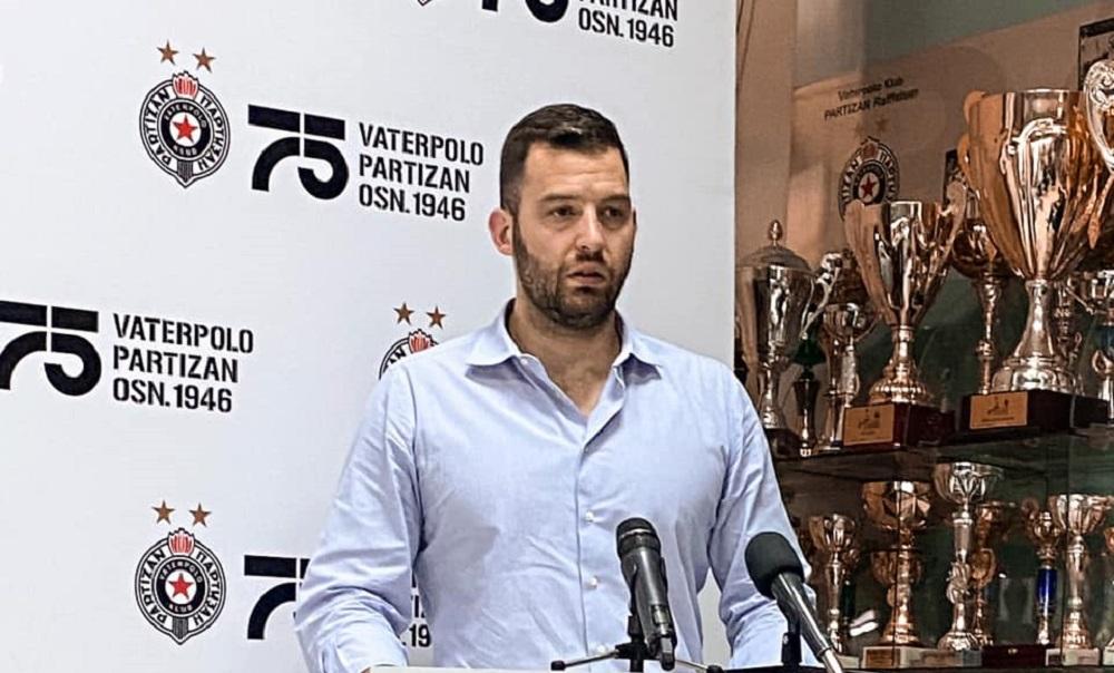 Filip Filipovic konferencija Partizan