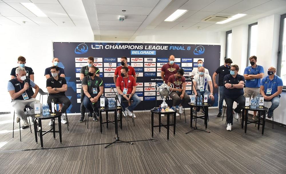 Liga sampiona 2021 finalni turnir 2