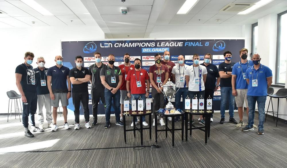 Liga sampiona 2021 finalni turnir