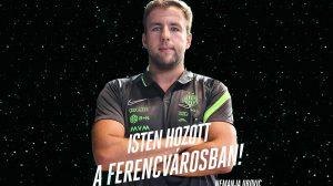 Nemanja Ubović Ferencvaroš