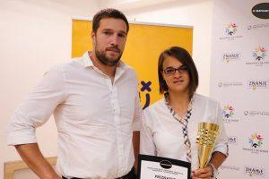Keel priznanje Jovana Pantovic SportNet