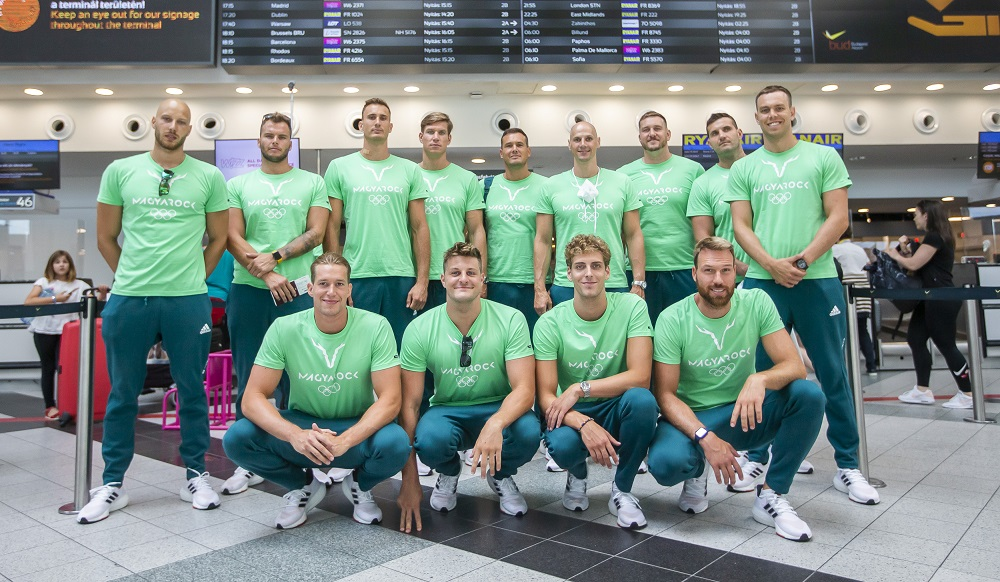 Reprezentacija Madjarske Olimpijske igre 2021