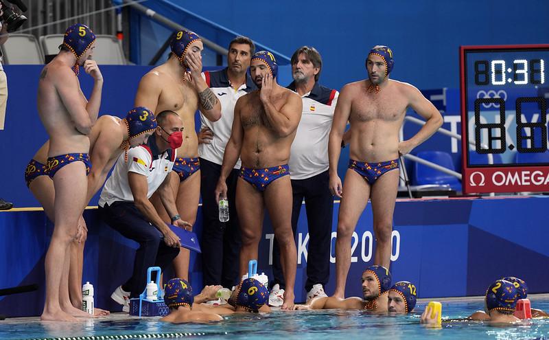 Spanija Olimpijske igre 2021