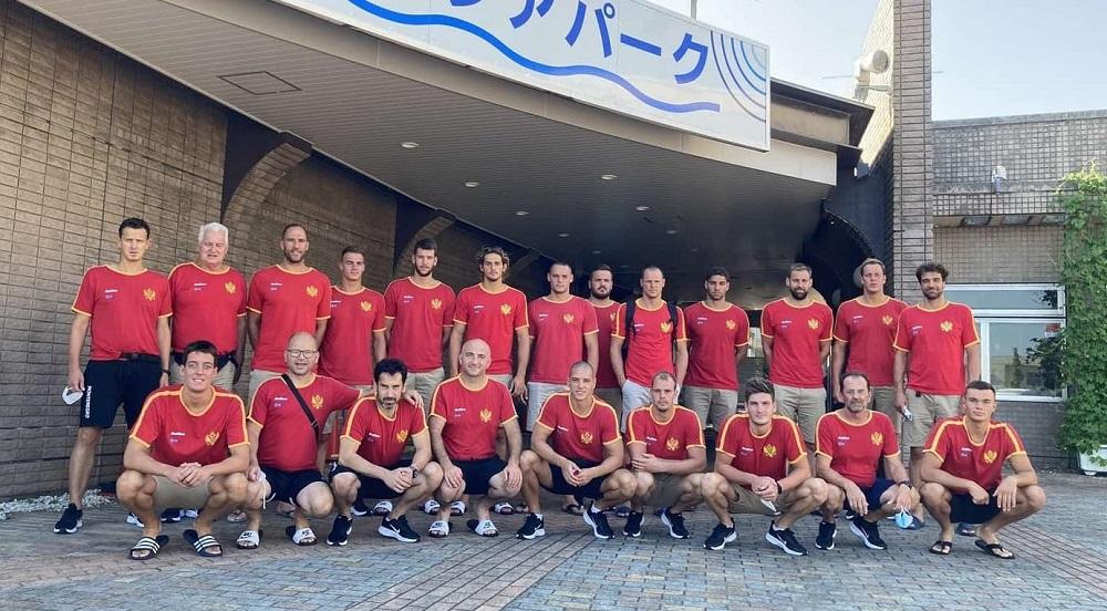 Vaterpolo reprezentacija Crne Gore Olimpijske igre 2021