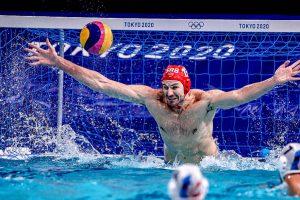 Branislav Mitrovic Srbija OI 2021
