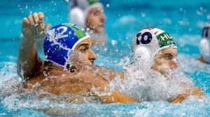 Italija Madjarska vaterpolo OI 2021