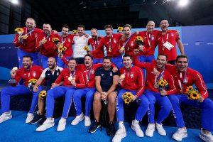 Srbija olimpijski sampion 2021