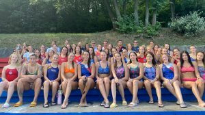 Zenska vaterpolo selekcija U17 U20 seniorke