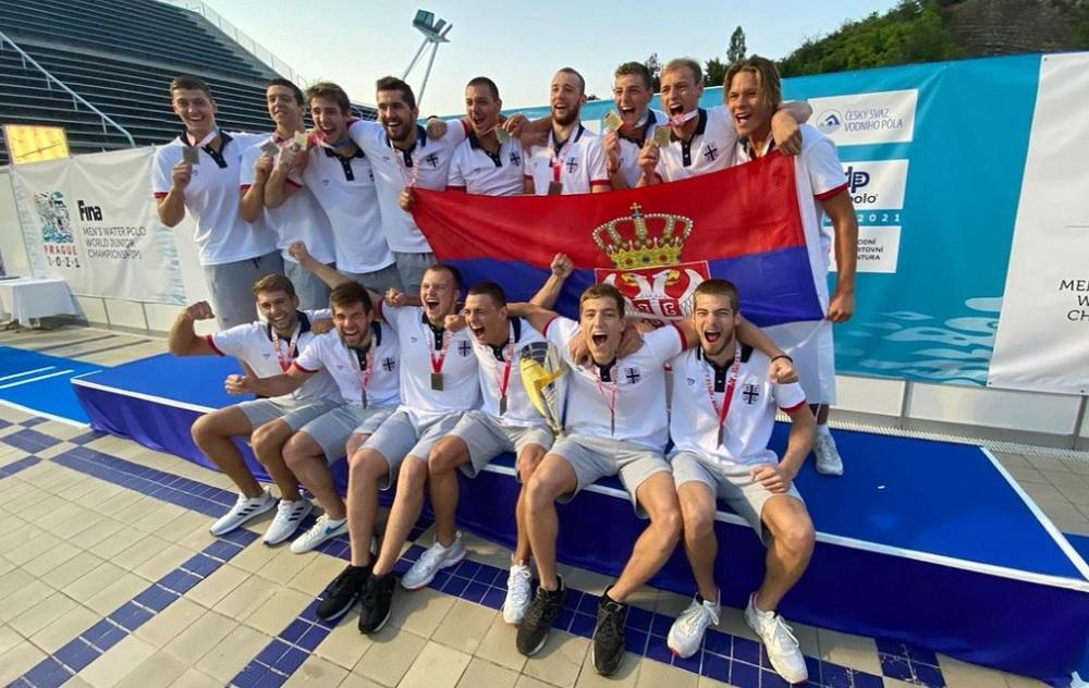 Srbija juniori svetski sampioni 2021