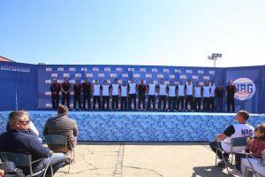 Novi Beograd promocija tima 2021 2022